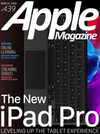 AppleMagazine-March-27-2020 AppleMagazine - March 27, 2020