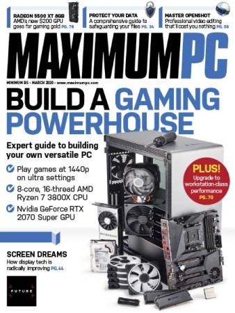 Maximum-PC-March-2020 Maximum PC - March 2020