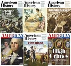 scientificmagazines American-History-Full-Year-2019-Collection American History - Full Year 2019 Collection Full Year Collection Magazines History  American History
