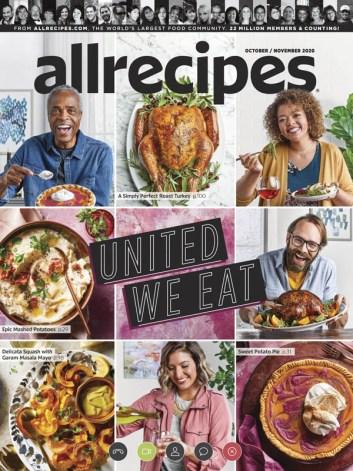 Allrecipes-October-November-2020 Allrecipes - October/November 2020