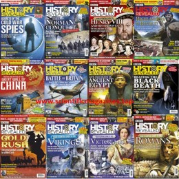 scientificmagazines History-Revealed-–-2020-Full-Year-Collection History Revealed – 2020 Full Year Collection Full Year Collection Magazines History