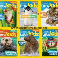 National Geographic Little Kids – 2020 Full Year Collection