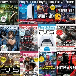scientificmagazines PlayStation-Official-Magazine-UK-–-Full-Year-2020-Collection PlayStation Official Magazine UK – Full Year 2020 Collection Full Year Collection Magazines Games  PlayStation Official Magazine UK