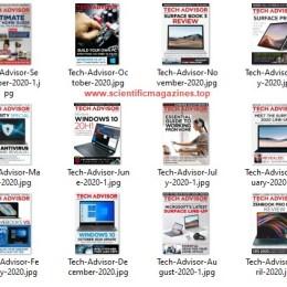 scientificmagazines Tech-Advisor-–-Full-Year-2020-Collection Tech Advisor – Full Year 2020 Collection Full Year Collection Magazines Technics and Technology  Tech Advisor