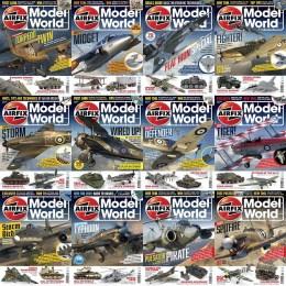 scientificmagazines Airfix-Model-World-2020-Full-Year-Collection Airfix Model World - 2020 Full Year Collection Aviation Full Year Collection Magazines Military and Army  Airfix Model World