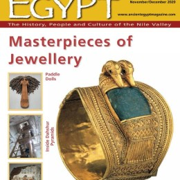 scientificmagazines Ancient-Egypth-November-December-2020 Ancient Egypt - November/December 2020 History  Ancient Egypt