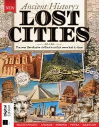 scientificmagazines Ancient-Historys-Lost-Cities-3rd-Edition-November-2020 Ancient History's Lost Cities (3rd Edition) - November 2020 History  Ancient History's Lost Cities (3rd Edition)