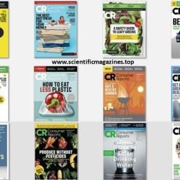 scientificmagazines Consumer-Reports-–-2020-Full-Year-Collection Consumer Reports  – 2020 Full Year Collection Economics and Finances Full Year Collection Magazines  Consumer Reports