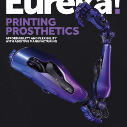 scientificmagazines Eureka-Magazine-November-2020 Eureka Magazine - November 2020 Technics and Technology  Eureka Magazine