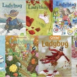 scientificmagazines Ladybug-–-2020-Full-Year-Collection Ladybug – 2020 Full Year Collection For Kids & Teens Full Year Collection Magazines Languages  Ladybug