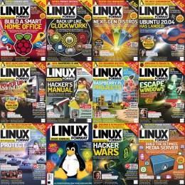 scientificmagazines Linux-Format-UK-2020-Full-Year Linux Format UK – 2020 Full Year Collection Computer Full Year Collection Magazines  Linux Format UK