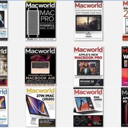 scientificmagazines Macworld-UK-–-2020-Full-Year-Collection Macworld UK – 2020 Full Year Collection Computer Full Year Collection Magazines  Macworld UK