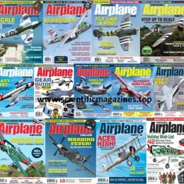 scientificmagazines Model-Airplane-News-–-2020-Full-Year-Collection Model Airplane News  – 2020 Full Year Collection Aviation Full Year Collection Magazines  Model Airplane News