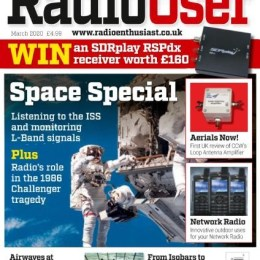 scientificmagazines Radio-User-March-2020 Radio User - March 2020 Technics and Technology  Radio User