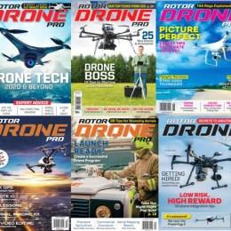 scientificmagazines Rotor-Drone-–-2020-Full-Year-Collection Rotor Drone – 2020 Full Year Collection Aviation Full Year Collection Magazines Technics and Technology  Rotor Drone