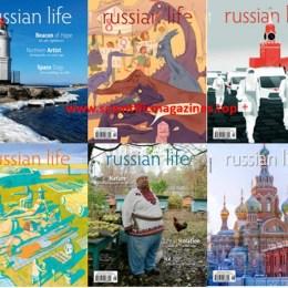 scientificmagazines Russian-Life-–-2020-Full-Year-Collection Russian Life – 2020 Full Year Collection Traveler  Russian Life