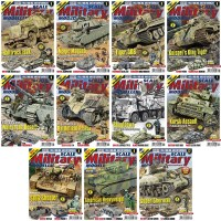 Scale Military Modeller International - 2020 Full Year