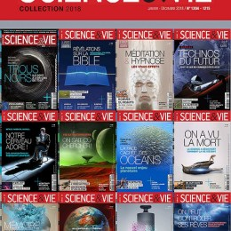 scientificmagazines Science-et-Vie-Collection-Complete-2018 Science et Vie – Collection Complète 2018 Full Year Collection Magazines Science related  Science et Vie frensh magazines