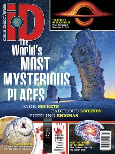 iD (Ideas & Discoveries) - January 2021