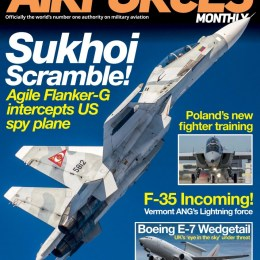 scientificmagazines AirForces-Monthly-December-2020 AirForces Monthly - December 2020 Military and Army  AirForces Monthly