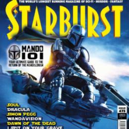scientificmagazines Starburst-December-2020 Starburst - December 2020 Films & TV  Starburst