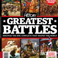 All About History Book of Greatest Battles - 05 February 2021