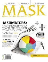 MASK The Magazine - May 2021