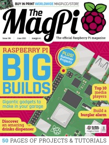 The MagPi - June 2021