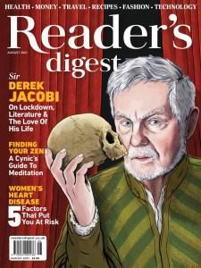 Reader's Digest UK - August 2021