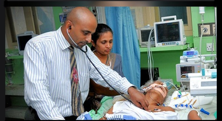 Sri Lanka Health Sector