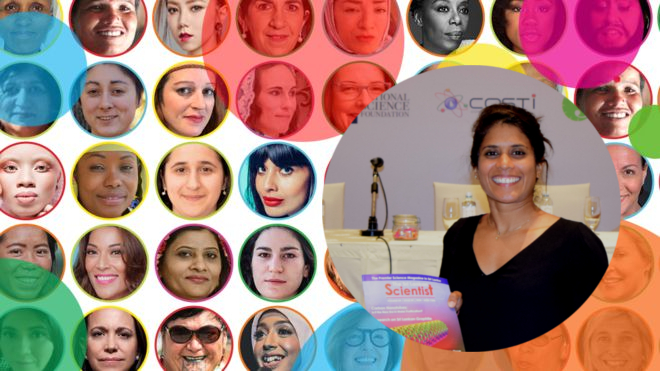 Sri Lankan Ocean Girl Dr. Asha de Vos Among the BBC 100 Women 2018