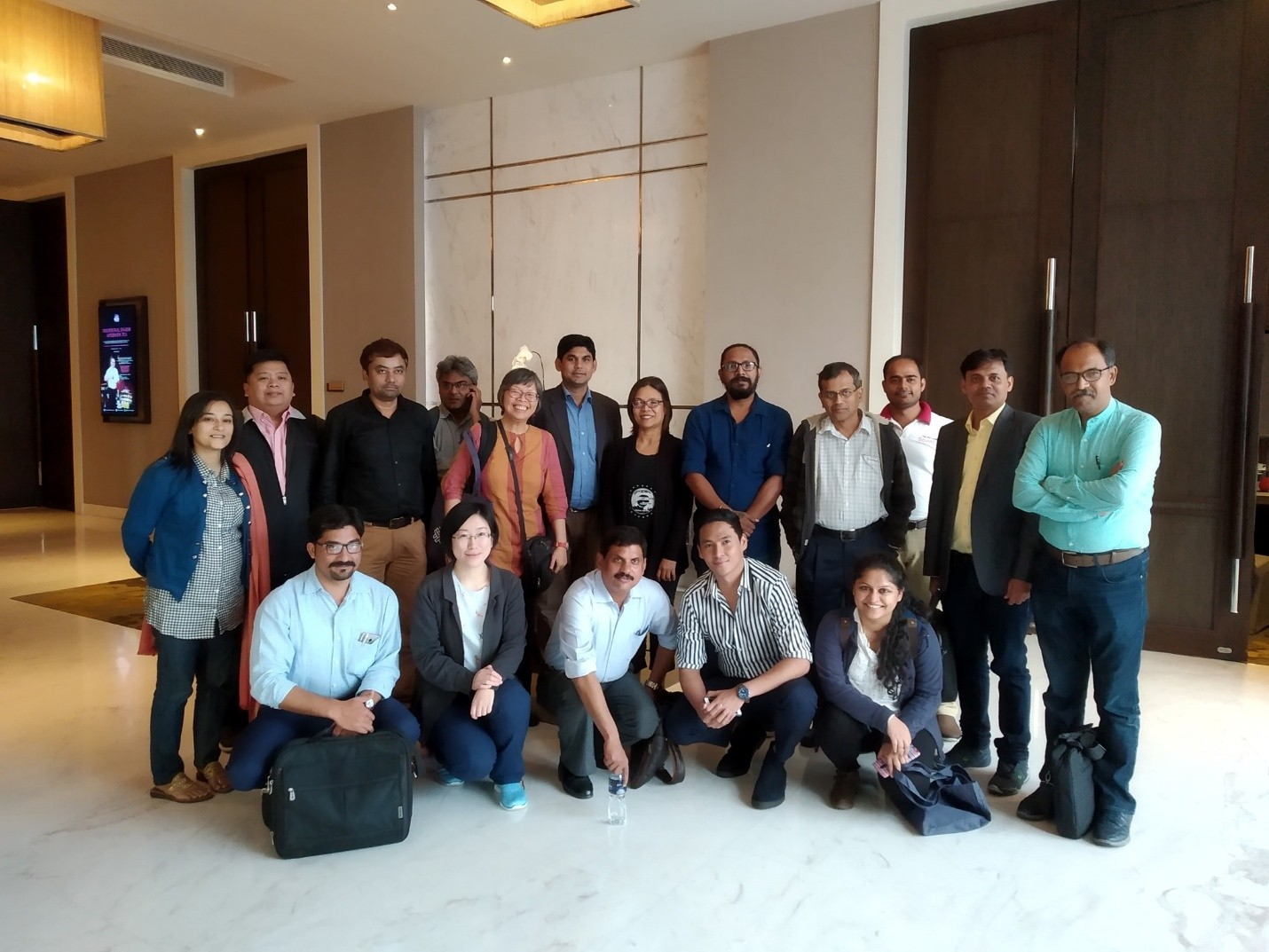 The Sri Lankan Scientist Magazine participates the Journalism Training in Bangkok on CRVS & data in Health Reporting