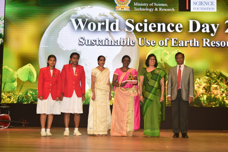 World Science Day 2019 Celebrated in Colombo