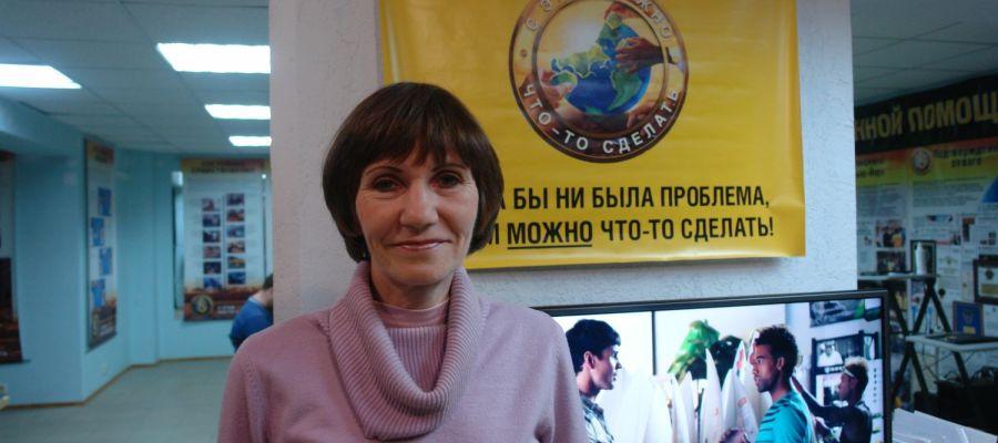 Ольга смогла спасти брак