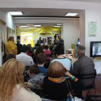 Челябинск, тур Доброй воли: гости тура на концерте
