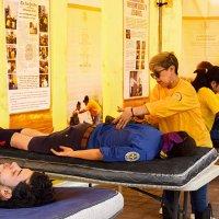 Саентологические волонтеры в Гватемале