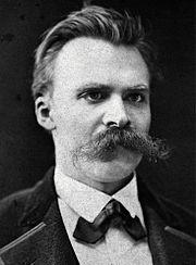 Nietzsche nel 1875 all'epoca delle Considerazioni Inattuali