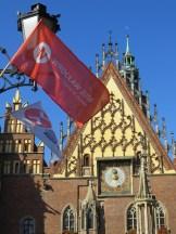 Wrocław w 2016 roku jest Europejską Stolicą Kultury.