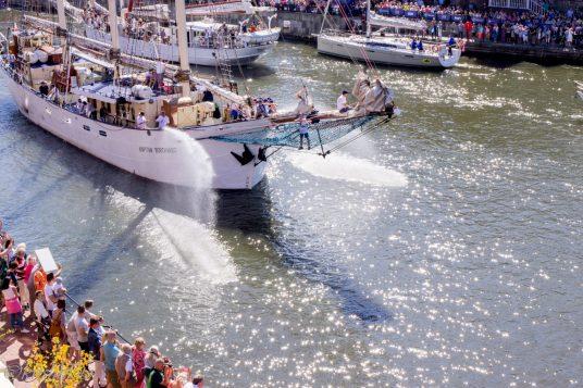 Baltic Sail Gdańsk 2018