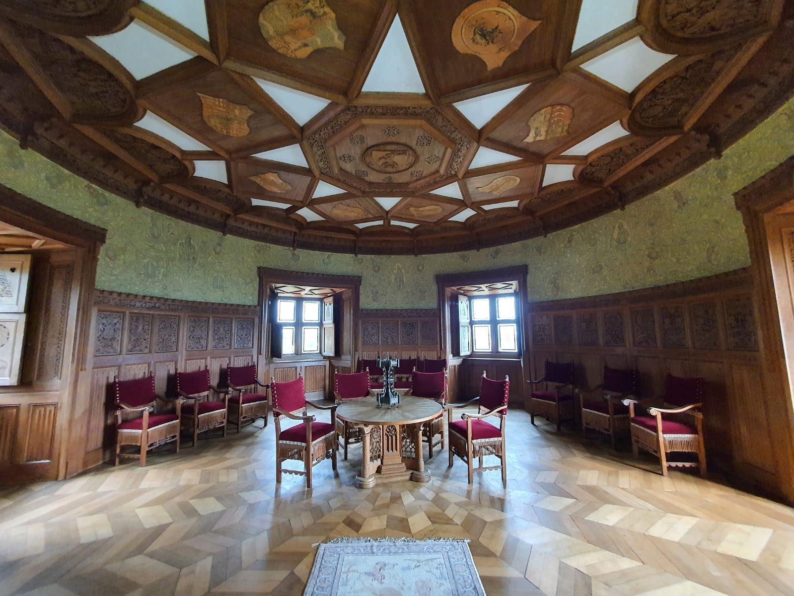Zamek Bojnice Bojnický Zámok na Słowacji