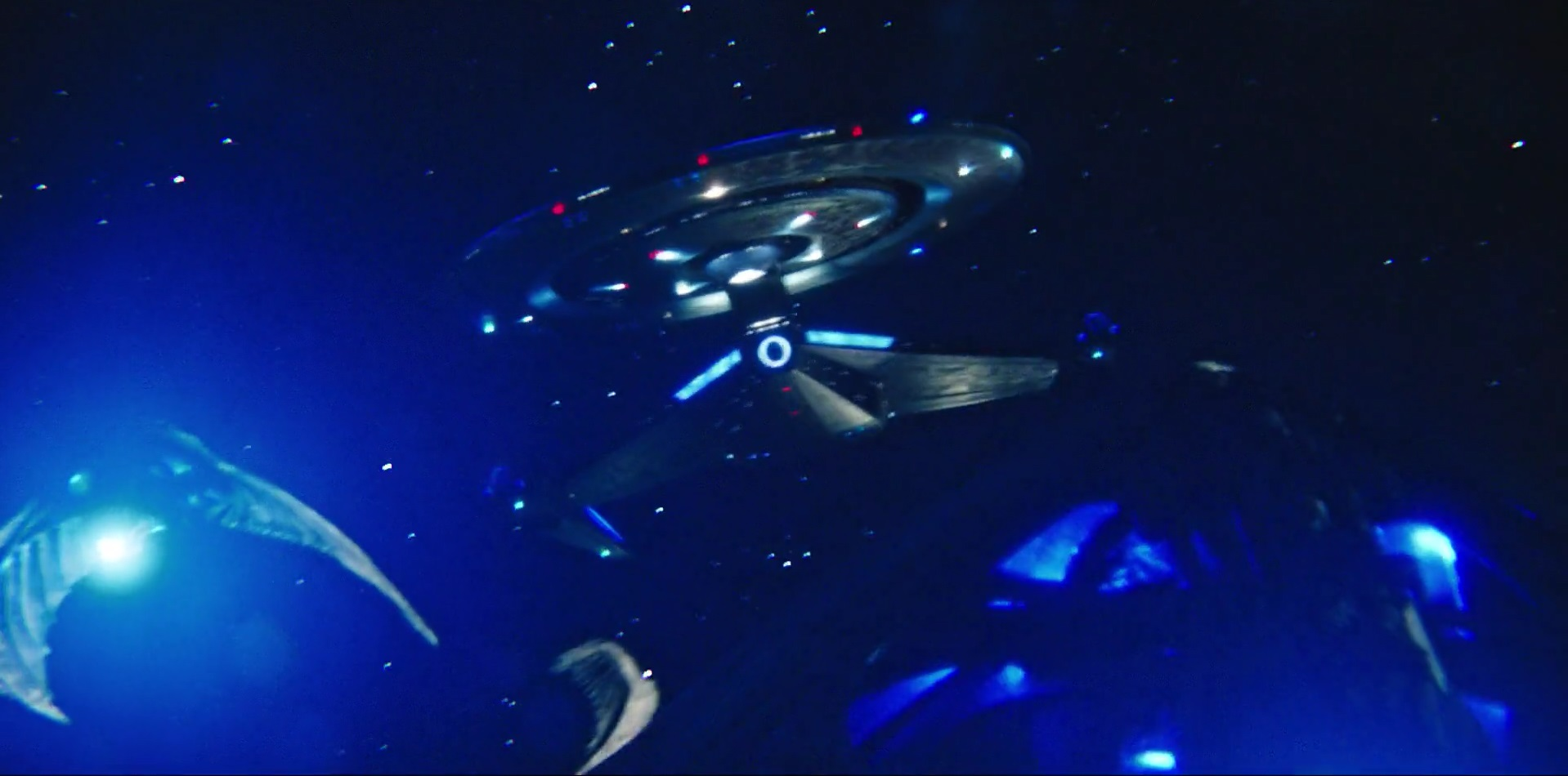 REVIEW Fourth Episode Of Star Trek Discovery Feels Like Classic Trek And More