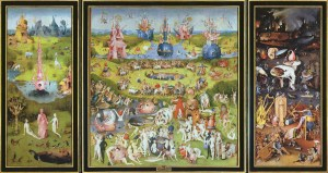 The Garden of Earthly Delights.