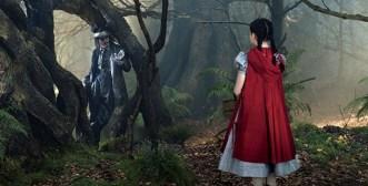 Резултат с изображение за червената шапчица и вълкът