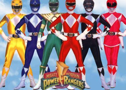 Saban Entertainment's Mighty Morphin Power Rangers