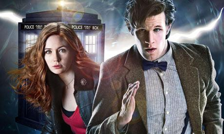 Big Screen 'Doctor Who' Not Happening (Or Is It?)