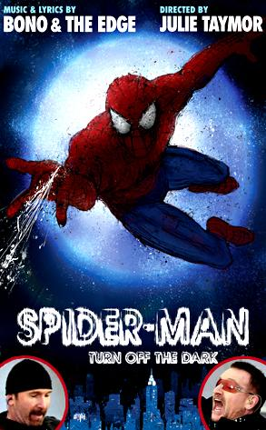 Turn of the Dark - the Spider-Man musical