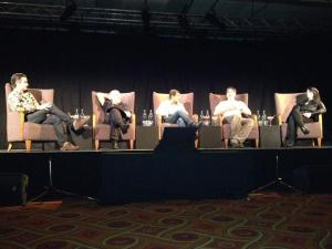 Convention Panel on THE WATCH