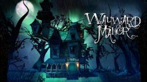 Wayward Manor, a game written by Neil Gaiman