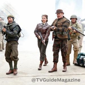 Peggy Carter and the Howling Commandos