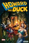 Howard the Duck Omnibus cover